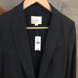 LOFT Jackets & Coats - LOFT by Ann Taylor Suit Blazer Size 4 Pants Sz 2T
